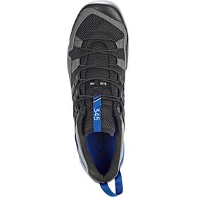 adidas TERREX Solo Shoes Men Core Black/Core Black/Blue Beauty